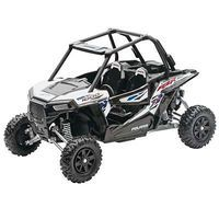 New-Ray 1/18 Polaris RZR XP1000 White Lightning