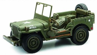 New-Ray 1/32 Willys Jeep (Die Cast)