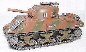 New-Ray M4A3 Sherman Tank (Plastic Kit) Plastic Model Tank Kit 1/32 Scale #61535