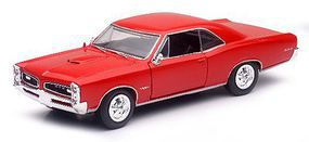New-Ray 1/24 1966 Pontiac GTO (Color will Vary) 1/24 Scale Diecast Model Car Truck #71853