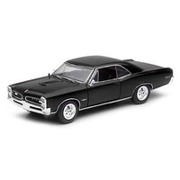New-Ray 1/24 Pontiac GTO Black