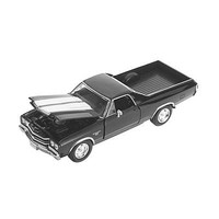 New-Ray 1/25 Chevy El Camino SS Lt. Blue