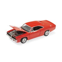 New-Ray 1/25 1969 Dodge Charger RT Black