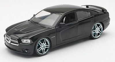 New Ray Toys 2011 Dodge Charger Car (Die Cast) -- Diecast Model Car -- 1/24 Scale -- #71916b