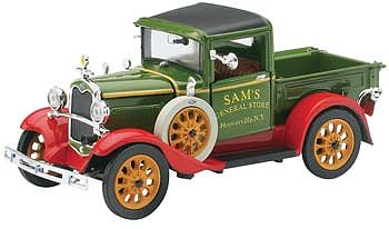 New Ray Toys 1931 Ford Model A Pick-Up -- Diecast Model Truck -- 1/32 scale -- #ss-55143b