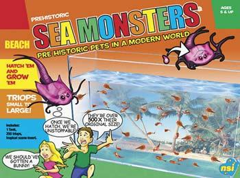 NSI Magic Sea Monsters Small Set