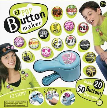 NSI EZ Pop Button Maker