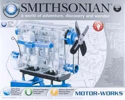 Smithsonian Motor Works Engine Kit