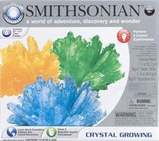NSI Smithsonian Small Crystal Growing Kit