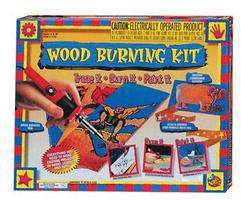 NSI Woodburning Kit