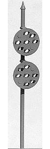 Oregon Rail Supply ''Position Light'' Signal Heads -- PRR/NandW - HO-Scale