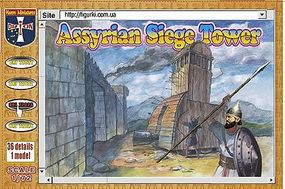 Orion Assyrian Siege Tower Plastic Model Military Figure 1/72 Scale #72023