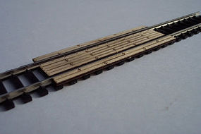 Osborn Level Crossing Boards HO Scale Model Railroad Trackside Accessory #1020