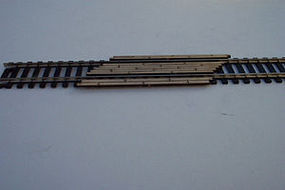 Osborn 45 Degree Crossing Boards (wooden kit) N Scale Model Railroad Trackside Accessory #3036