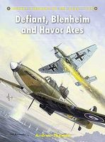 Osprey-Publishing Aircraft of the Aces - Defiant, Blenheim & Havoc Aces Military History Book #aa105