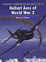 Osprey-Publishing Aircraft of the Aces - Hellcat Aces of WWII Military History Book #aa10