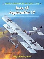 Osprey-Publishing Aircraft of the Aces - Aces of Jagdstaffel 17 Military History Book #aa118