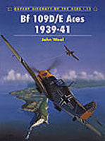 Osprey-Publishing Aircraft of the Aces - BF109D/E Messerschmitt Aces 1939-1941 Military History Book #aa11