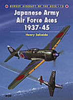 Osprey-Publishing Aircraft of the Aces - Japanese Army AF Aces 1937-45 Military History Book #aa13
