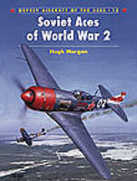 Osprey-Publishing Aircraft of the Aces - Soviet Aces of WWII Military History Book #aa15