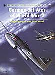 Osprey Publishing Aircraft of the Aces - German Jet Aces of WWII -- Military History Book -- #aa17