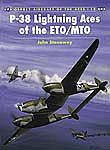Osprey Publishing Aircraft of the Aces - P38 Lightning Aces of the ETO/MTO -- Military History Book -- #aa19