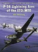 Osprey-Publishing Aircraft of the Aces - P38 Lightning Aces of the ETO/MTO Military History Book #aa19