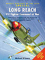 Osprey-Publishing Aircraft of the Aces - Long Reach VIII Fighter Command at War Military History Book #aa31