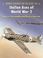 Osprey-Publishing Aircraft of the Aces - Italian Aces of WWII Military History Book #aa34