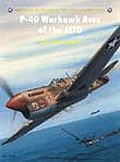 Osprey-Publishing Aircraft of the Aces - P40 Warhawk Aces of the MTO Military History Book #aa43