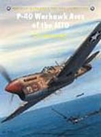 Osprey-Publishing Aircraft of the Aces P40 Warhawk Aces of the MTO Military History Book #aa43