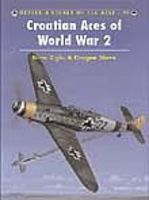 Osprey-Publishing Aircraft of the Aces - Croatian Aces of WWII Military History Book #aa49