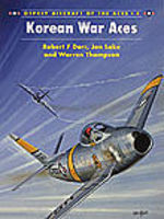 Osprey-Publishing Aircraft of the Aces Korean War Aces Military History Book #aa4