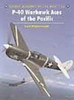 Osprey-Publishing Aircraft of the Aces - P40 Warhawk Aces of the Pacific Military History Book #aa55