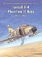 Osprey-Publishing Aircraft of the Aces - Israeli F4 Phantom II Aces Military History Book #aa60