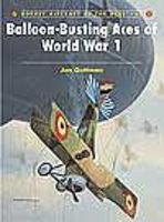 Osprey-Publishing Aircraft of the Aces - Balloon Busting Aces of WWI Military History Book #aa66