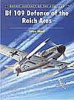 Osprey-Publishing Aircraft of the Aces - Bf109 Defence of the Reich Aces Military History Book #aa68