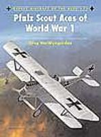 Osprey-Publishing Aircraft of the Aces - Pfalz Scout Aces of WWI Authentic Scale Model Airplane Book #aa71