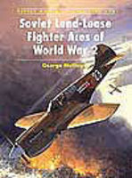 Osprey-Publishing Aircraft of the Aces - Soviet Lend-Lease Fighter Aces of WWII Military History Book #aa74