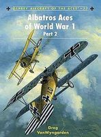 Osprey-Publishing Aircraft of the Aces - Albatros Aces of WWI Pt.2 Military History Book #aa77