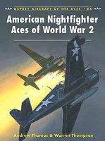 Osprey-Publishing Aircraft of the Aces - American Night Fighter Aces of WWII Military History Book #aa84