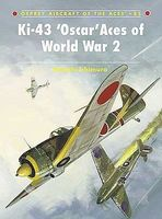 Osprey-Publishing Aircraft of the Aces - Ki43 Oscar Aces of WWII Military History Book #aa85