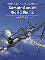 Osprey-Publishing Aircraft of the Aces - Corsair Aces of WWII Military History Book #aa8