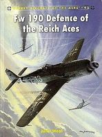Osprey-Publishing Aircraft of the Aces - Fw190 Defence of the Reich Aces Military History Book #aa92
