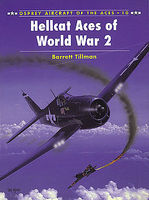 Aircraft of the Aces - Hellcat Aces WWII Military History Book #ace10