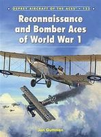 Osprey-Publishing Aircraft of the Aces - Reconnaissance & Bomber Aces of WWI Military History Book #ace123