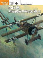 Osprey-Publishing Aces of Jagdgeschwader Nr III Military History Book #ace128