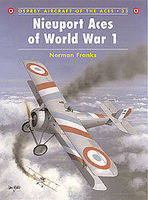 Osprey-Publishing Nieuport Aces of WWI Military History Book #ace33