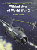 Osprey-Publishing Wildcat Aces of WWII Military History Book #ace3
