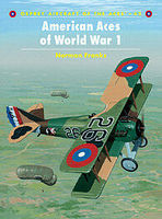 Osprey-Publishing American Aces of WWI Military History Book #ace42
